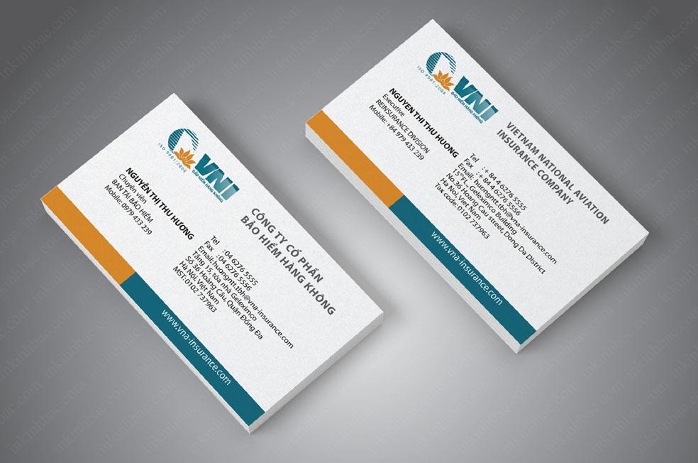 Dịch vụ in namecard (cardvitsit) lấy liền giá rẻ
